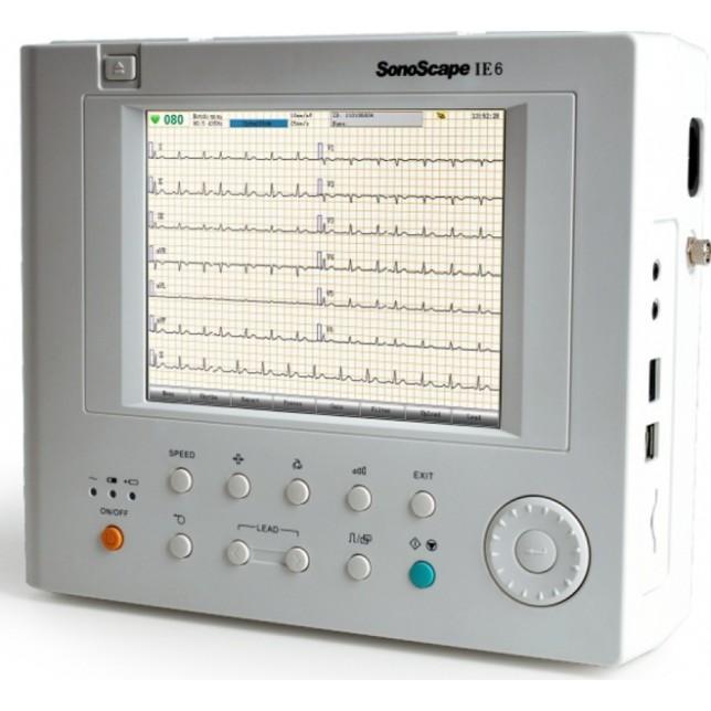 Electrocardiografo Sonoscape IE6 (NEW)