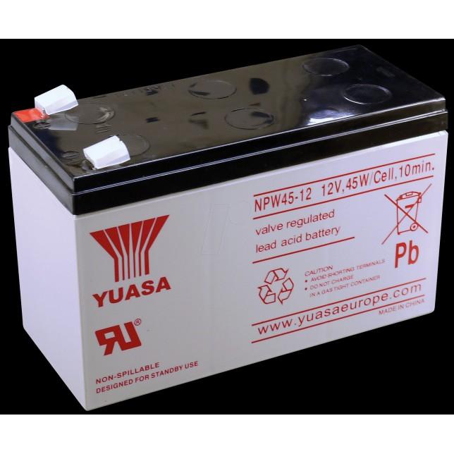 Baterías para SAI