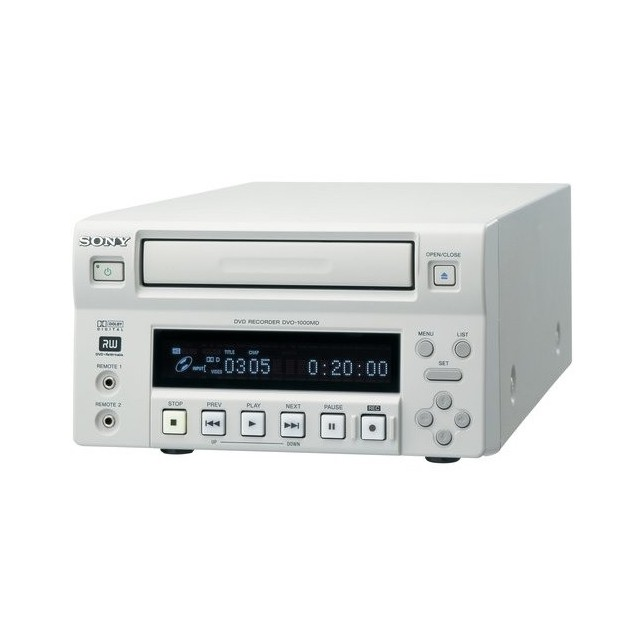 SONY DVO-1000MD DVD