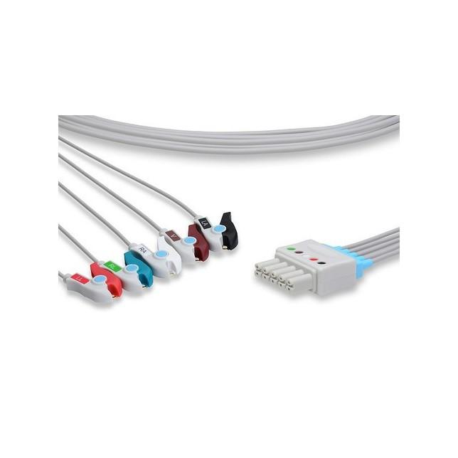 Cables ECG