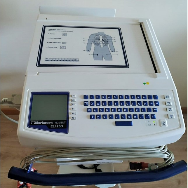 EKG Mortara ELI 250